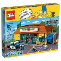 Lego 71016 The Simpsons Kwik-E-Mart