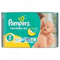 Pampers New Baby Dry Mini 3 - 6 kg 17 ks