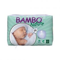 BAMBO Nature New Born 2 - 4 kg 28 ks