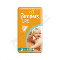 PAMPERS Sleep&Play Midi 4-9kg 58ks