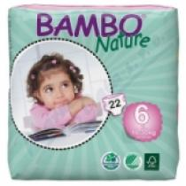 ABENA BAMBO Nature XL 16-30kg 22ks