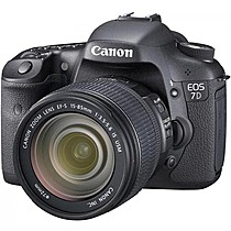 Canon EOS 7D + EF 15-85 mm IS