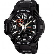 Casio G-Shock Black GA-1000-1A
