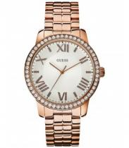 Guess Dazzling XL Rose Gold-Tone U0329L3