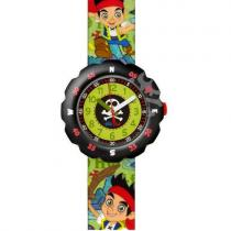 Swatch Disney Jake And Never The Land Pirates ZFLSP005
