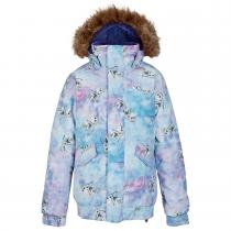 Burton Girls Twist Bomber olaf frozen print disney