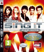 Disney Sing It: Pop Hits ( PS3)
