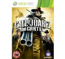 Call of Juarez 3 The Cartel (Xbox 360)