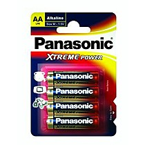 Baterie PANASONIC Xtreme Power AA