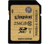 Kingston SDXC Ultimate 256GB Class 10 UHS-I