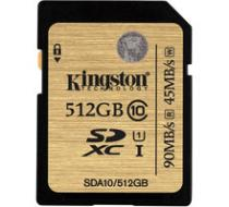 Kingston Ultimate SDXC 512GB UHS-I