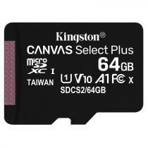 Kingston MicroSDXC 64GB Class 10 UHS-I U1