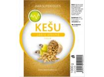 AWA superfoods Kešu oříšky natural 1kg