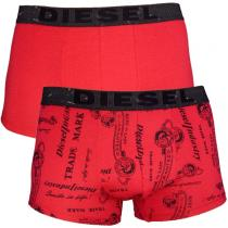 Diesel Shawn Boxers Red