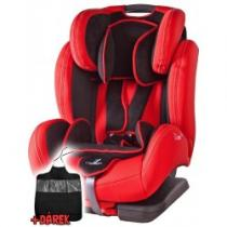 CARETERO DiabloFIX s Isofix red 2015