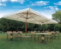 SCOLARO Wood Double 3x6 m