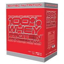 Scitec 100% Whey Protein Professional (30x30g) 900 g