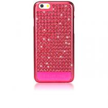 Bling My Thing Extravaganza Pure Pink pro Apple iPhone 6/6S