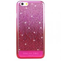 Bling My Thing Vogue Brilliant Pink pro Apple iPhone 6/6S