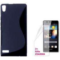 CONNECT IT S-Cover HUAWEI P6