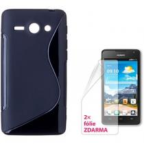 CONNECT IT S-Cover HUAWEI Y530