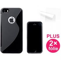 CONNECT IT S-Cover iPhone SE/5/5s