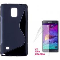 CONNECT IT S-Cover Samsung Galaxy Note 4