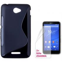 CONNECT IT S-Cover Sony Xperia E4