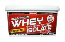 XXlabs Maximum Whey Protein Isolate 92 2200g
