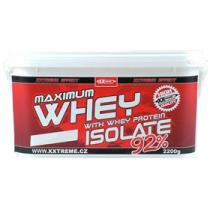 Xxtreme Nutrition Maximum Whey Protein Isolate 92 2200g