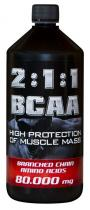 Holma BCAA 80.000 GEL 1000ml