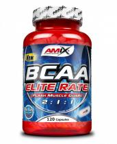 Amix BCAA Elite Rate 120 kapslí