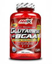 Amix Glutamine + BCAA 360 tablet