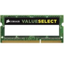 Corsair Value 4GB DDR3 1600 SODIMM CL 11 - CMSO4GX3M1C1600C11