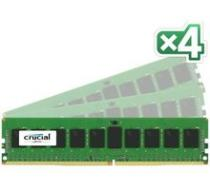 CRUCIAL 32GB (4x8GB) DDR4 2133 Dual Ranked CL 15 - CT4K8G4RFD8213