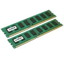 CRUCIAL 8GB (2x4GB) DDR3L 1600 Dual Voltage CL 11 - CT2K51264BD160BJ