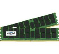 CRUCIAL Server Memory 32GB (2x16GB) DDR4 2133 ECC Dual Ranked CL 15 - CT2K16G4RFD4213