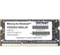 Patriot Signature Line 4GB DDR3 1333 SO-DIMM CL 9 - PSD34G1333L2S