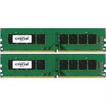 Crucial 16GB KIT DDR4 2400MHz CL17 (CT2K8G4DFD824A)