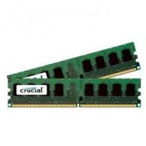 Crucial 2GB KIT DDR2 800MHz CL6 CT2KIT12864AA800