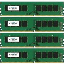 Crucial 32GB KIT DDR4 2400MHz CL17 (CT4K8G4DFD824A)