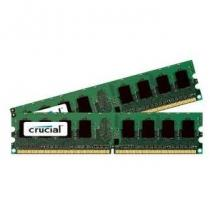 Crucial 4GB KIT DDR2 667MHz CL5 CT2KIT25664AA667