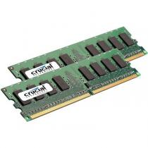 Crucial 4GB KIT DDR2 800MHz CL5 ECC CT2KIT25672AA80EA