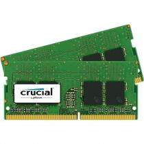 Crucial SO-DIMM 16GB KIT DDR4 2400MHz CL17 x8 (CT2K8G4SFS824A)