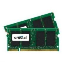 Crucial SO-DIMM 2GB KIT DDR2 667MHz CL5 CT2KIT12864AC667