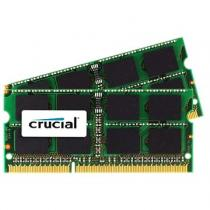 Crucial SO-DIMM 8GB KIT DDR3L 1866MHz CL13 pro Apple/Mac (CT2C4G3S186DJM)