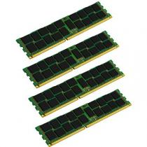 Kingston 64GB KIT DDR3 1600MHz CL11 ECC Reg (KVR16R11D4K4/64)