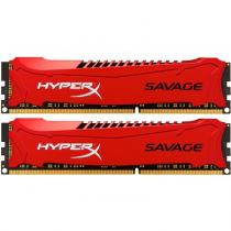 Kingston 8GB KIT DDR3 1600MHz CL9 Kingston HyperX Savage Series HX316C9SRK2/8