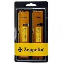 ZEPPELIN 2GB KIT DDR 400MHz CL3 GOLD (1G/400/XK2 EG)