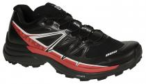 Salomon S-Lab Wings SG Black Racing Red